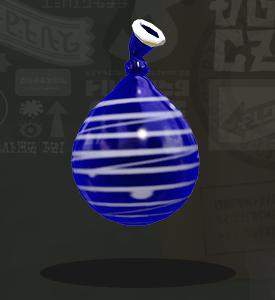 Bombe ballon visuel