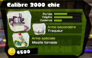 Calibre 2000 chic