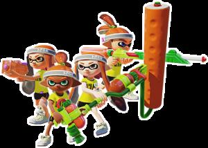 Equipe orange