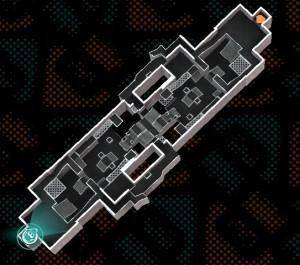Map strat centre arowana
