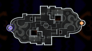 Map strat Skatepark Mako