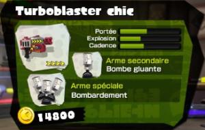 Turboblaster chic