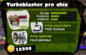 turboblaster pro chic