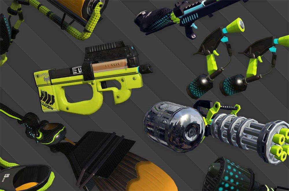les armes héroïques