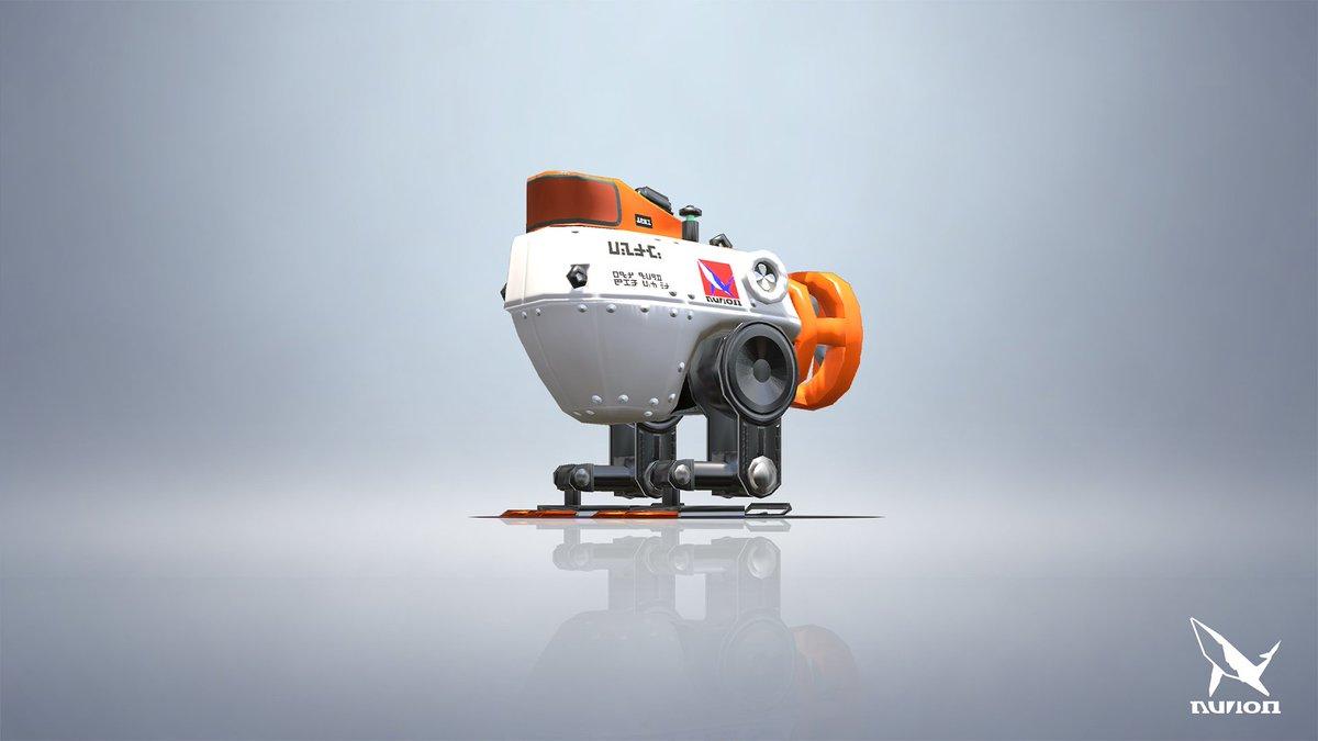 sp2-bombe robot