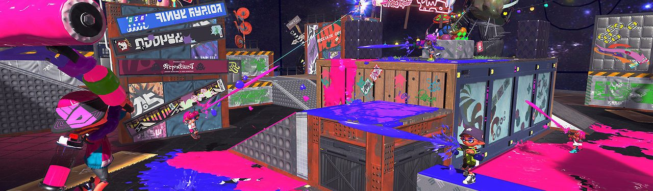 SplatActu - Splatoon FR